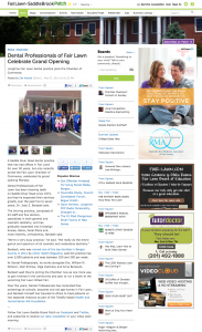 Dental Professionals of Fair Lawn Celebrate Grand Opening - Business - Fair Lawn-Saddle Brook, NJ Patch 2013-10-28 08-45-38