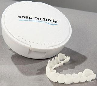 snap-on-smile plus case